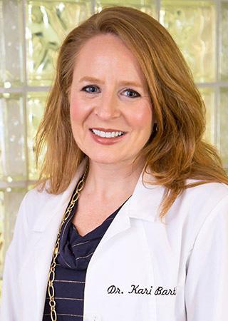Meet the Doctors - Dr. Kari Bartlett