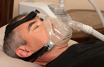 Many sleep apnea sufferers cannot tolerate a CPAP and stop using it. Oral appliances are a more comfortable treatment alternative.